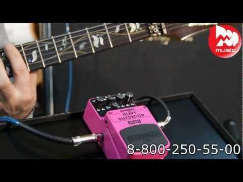 Гитарный эффект BEHRINGER HD300 HEAVY DISTORTION