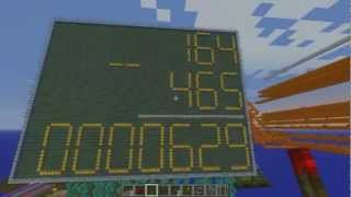 AMAZING minecraft redstone calculator WITH DOWNLOAD
