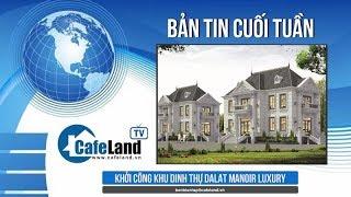 Bản tin dự án tuần 3 tháng 7 | CAFELAND