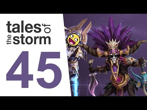 Tales of the Storm Vol.45 (Heroes of the Storm Funny moments & more)