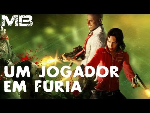 Left 4 Dead - Um Jogador Em Fria