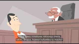 Are You A Good Person? - Kiswahili (Je wewe ni mtu mwema?)