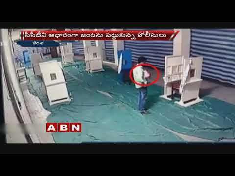 Caught on CCTV | Parents abandon newborn on church premises in Kerala