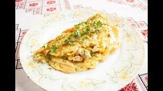 Драники рецепт з мясом та сиром❤Картофельные драники с мясом и сыром