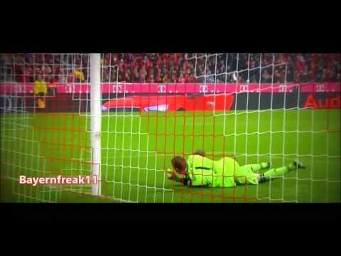 Manuel Neuer || Die besten Paraden || 2013 || HD