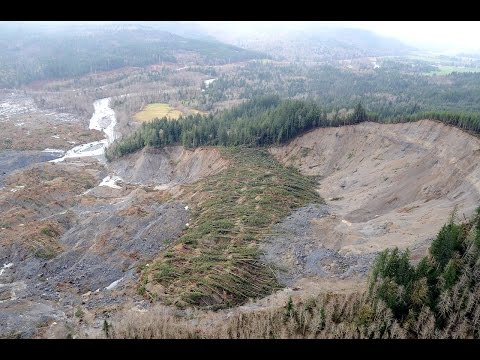 Visiting the Oso Landslide