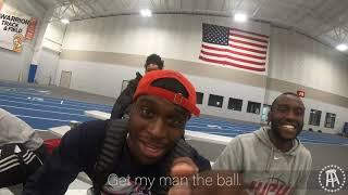 Hoop Dreams: Fort Wayne Mad Antz Tryout