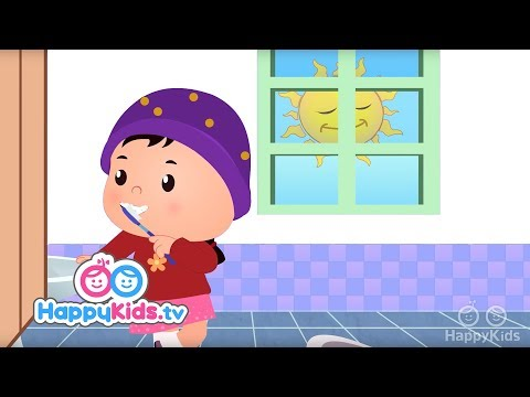I Have A Toothbrush - Nursery Rhymes For Children video