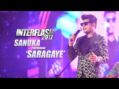 SANUKA - Saragaye (LIVE At Interflash 2017) සරාගයේ