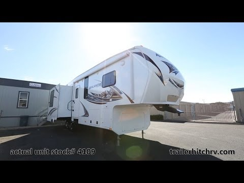2013 Keystone Avalanche 295RL Stock # 4109