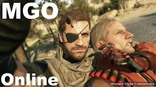 Metal Gear Solid V Phantom Pain:Metal Gear Online