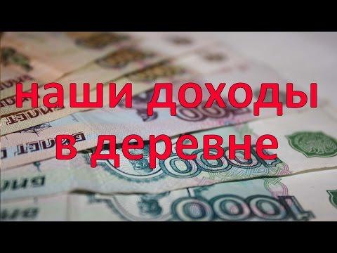 Как заработать деньги на дом в деревне