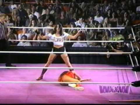 Women Of Wrestling - Episode 6: Part  2 - Riot Vs Jade video