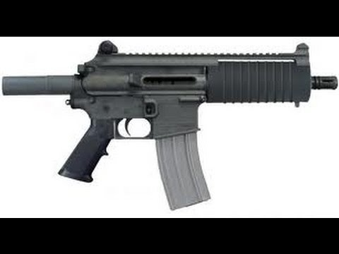 Bushmaster Carbon 15 Pistol Type 21S