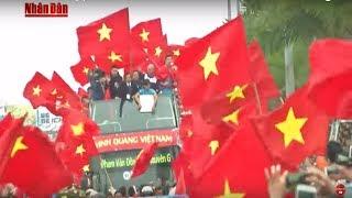 Tin Thể Thao 24h Hôm Nay (7h - 29/1): Cả Dân Tộc VN Chào Đón Những Đứa Con U23 Việt Nam Trở Về