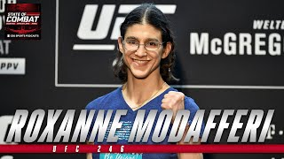 UFC 246: Roxanne Modafferi ready to derail Maycee Barber's hype train | State of Combat
