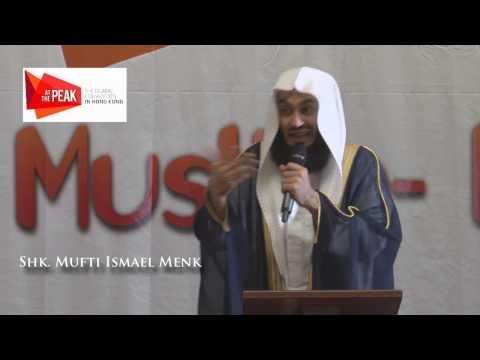 Mufti Ismail Menk - Muslim Identity - At The Peak Hong Kong