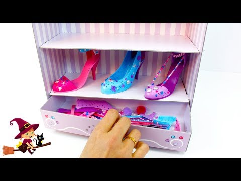 Kit de Manualidades para Crear Zapatitos de Princesas