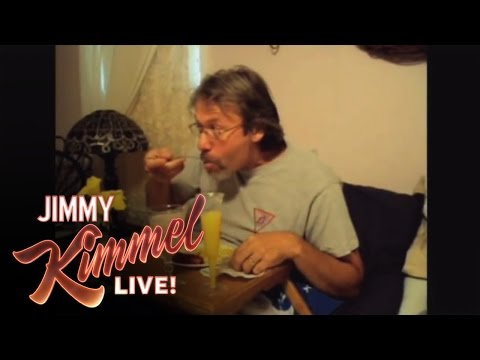 YouTube Challenge - I Made My Dad Breakfast in Bed
