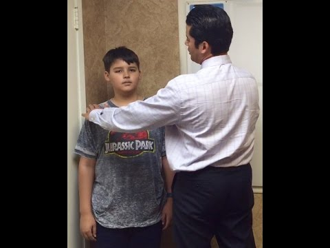 Chiropractic Scoliosis Exam to Prevent Child Surgery @Upland Chiropractor near Claremont Cucamonga thumbnail
