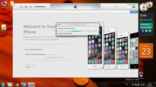 iphone 4 IOS 7.1.2 icloud bypass step by step