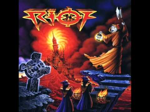 Riot - Cover Me