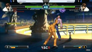 KOF XIII Violent Kain vs AS Reynald - Socal Regionals 2014 Day 2