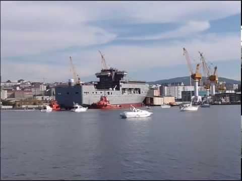 Flohotel  Reforma Pemex (Offshore Accommodation Vessel )