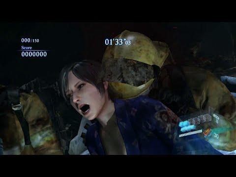 Resident evil 6 - Ada Wong Sexy Job Mod Ryona