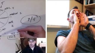 Flat Earther Gets His Numbers Embarrassingly Wrong!