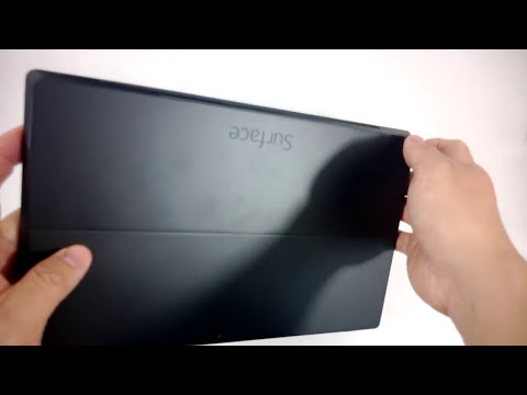 Microsoft Surface Pro 2 Unboxing; Compared to Surface Pro 1