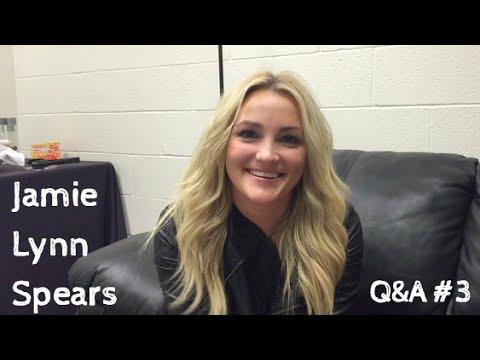 Jamie Lynn Spears Q&A #3