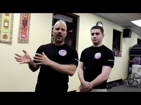 Wing Chun Knife Attack Defense Image 1