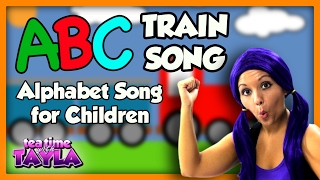 ABC Song | ABC Train - Nursery Rhymes view on break.com tube online.