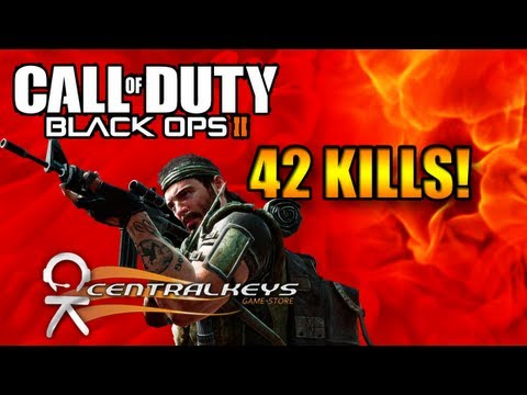 Call of Duty: Black Ops 2 - 42 Kills no KC