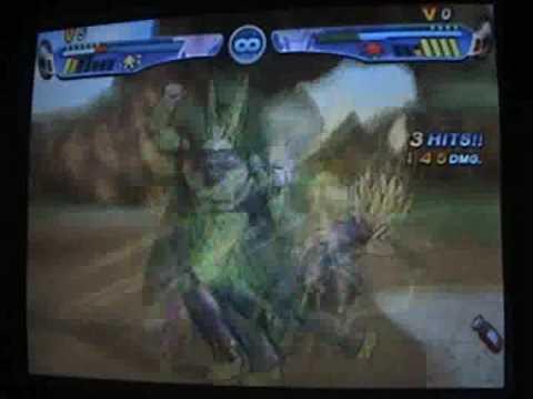 Dragon Ball Z Budokai 3 - Gohan Vs Cell video