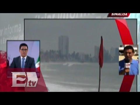 Huracán Odile: Situación actual de BCS Sinaloa y Colima Excélsior En La Media con Alejandro Ocaña