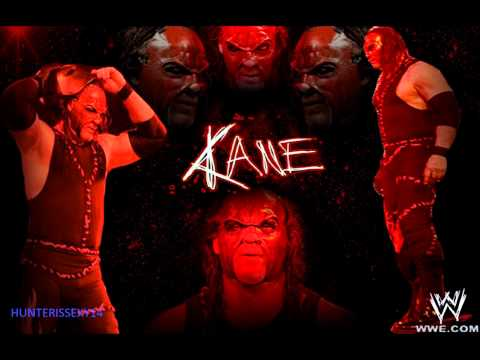 Kane 15th & New Wwe Theme Song veil Of Fire video