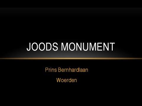 Joods monument te Woerden