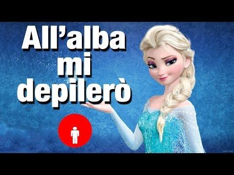 Frozen – All'alba mi depilerò (Parodia) – Mattes