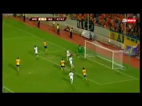 ΑΠΟΕΛ-Άαλεσουντ 2-1 APOEL Aalesund UEFA EUROPA LEAGUE