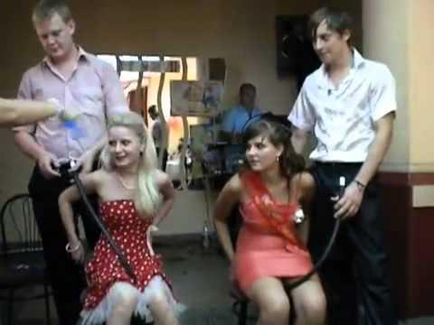 Ржачные конкурсы на свадьбе))))