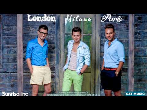 Sunrise Inc - London, Milano, Paris (Official Single)