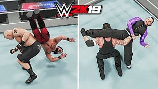 WWE 2K19 Best Moves In The Game!