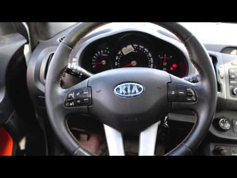 Kia Sportage 2011 Full Options 8500 JOD