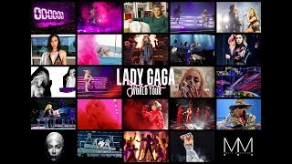 Lady Gaga Joanne World Tour Documentary DVD