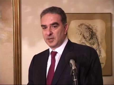 Soutien de la Famille Sehnaoui à la candidature de Michel Pharaon