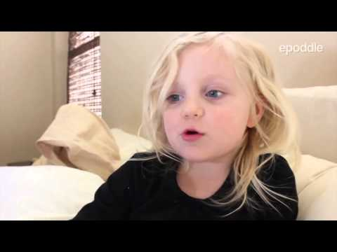 Bad lip reading a 2-year-old
