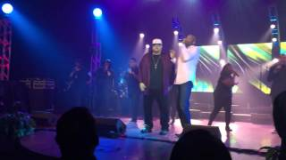 Watch Fred Hammond Blessed video