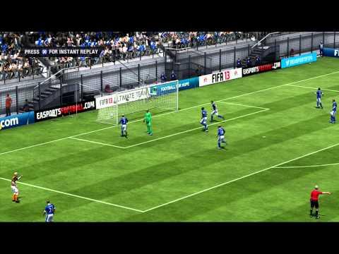 Diarra - Funny Lucky Goal